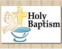 Baptism Custom baptism and 1st Birthday invitations