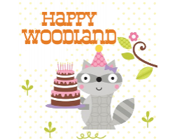 Happy Woodland