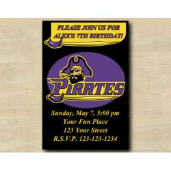Ecu Invitation