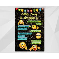 Emoji Invitation