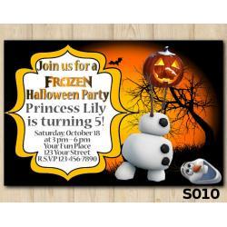 Halloween Frozen