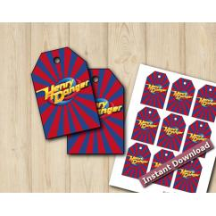 Henry Danger Favor Tags